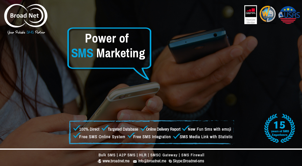 Do You Know What The Power Of BULK SMS Is